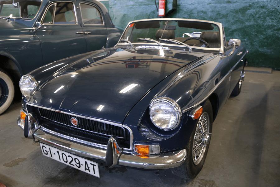 Музей автомобилей Рода Рода в Лериде ллеида каталония испания