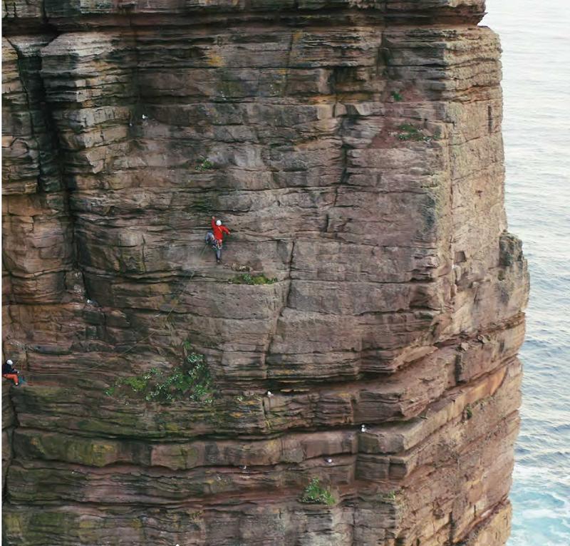 Une nouvelle édition du cinéma de montagne avec la projection de Climbing Blind aura lieu à Ripoll