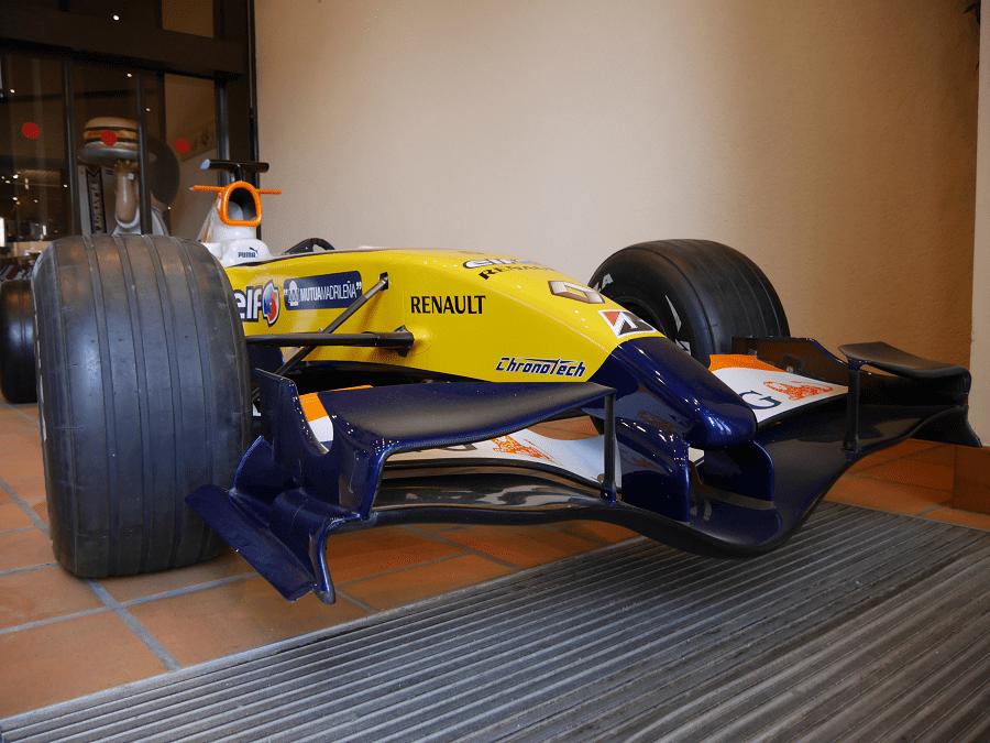 Renault R28 2008 года: французское Формула 1 перед