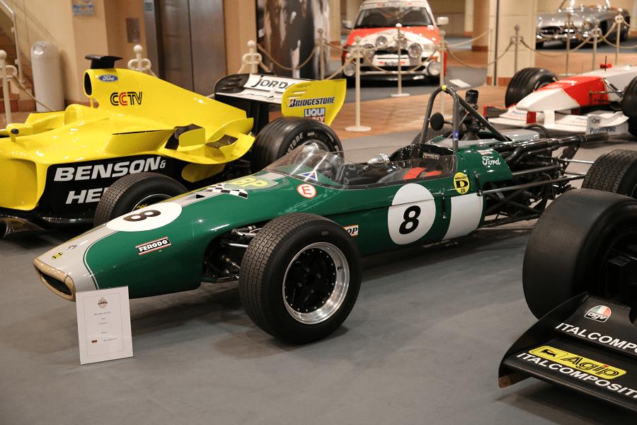 Brabham BT21 : Формула 3