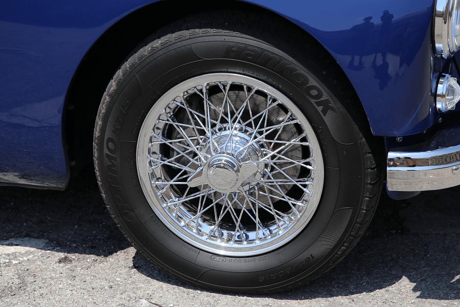 MGA Twin Cam колесо диски шины шина