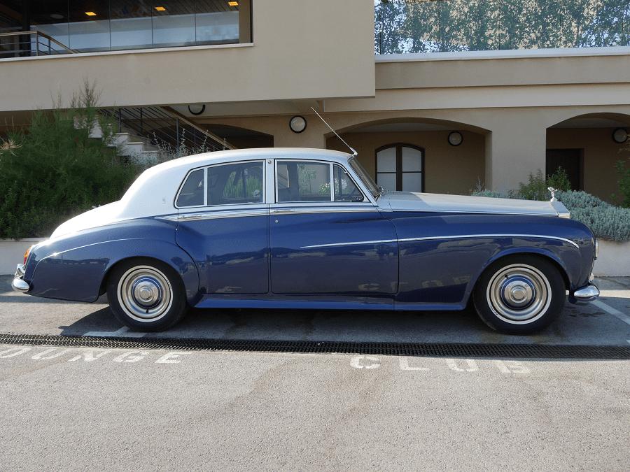 Rolls-Royce Silver Cloud III. Сделано в Соединенном Королевстве