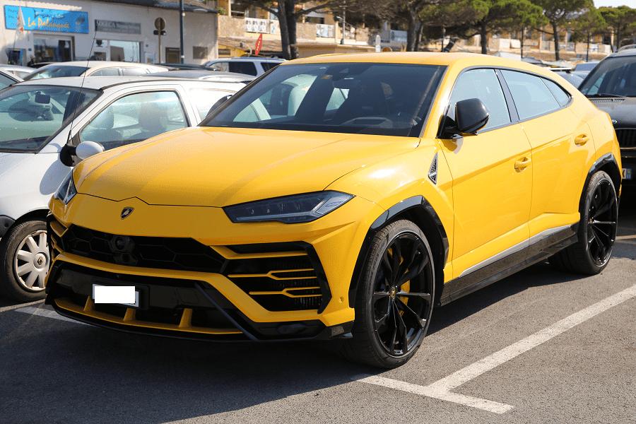 lambo urus transport vehicules vue arriere front devant meilleures voitures du monde la meilleure voiture