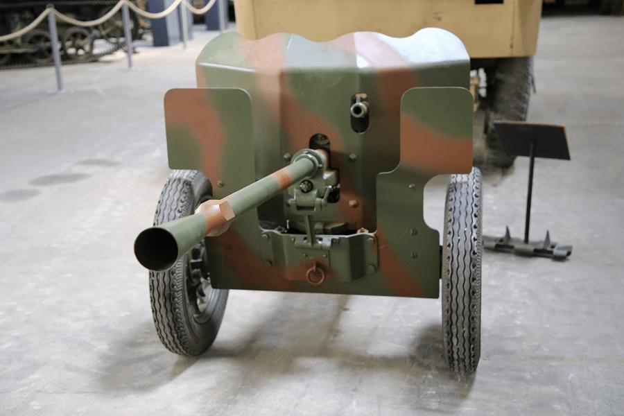 25 MLE - французское противотанковое орудие (25 мм) образца 1934 года
