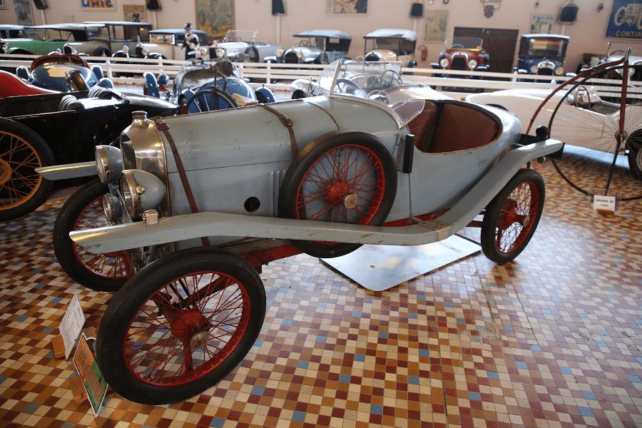 Amilcar Type CV образца 1923 года
