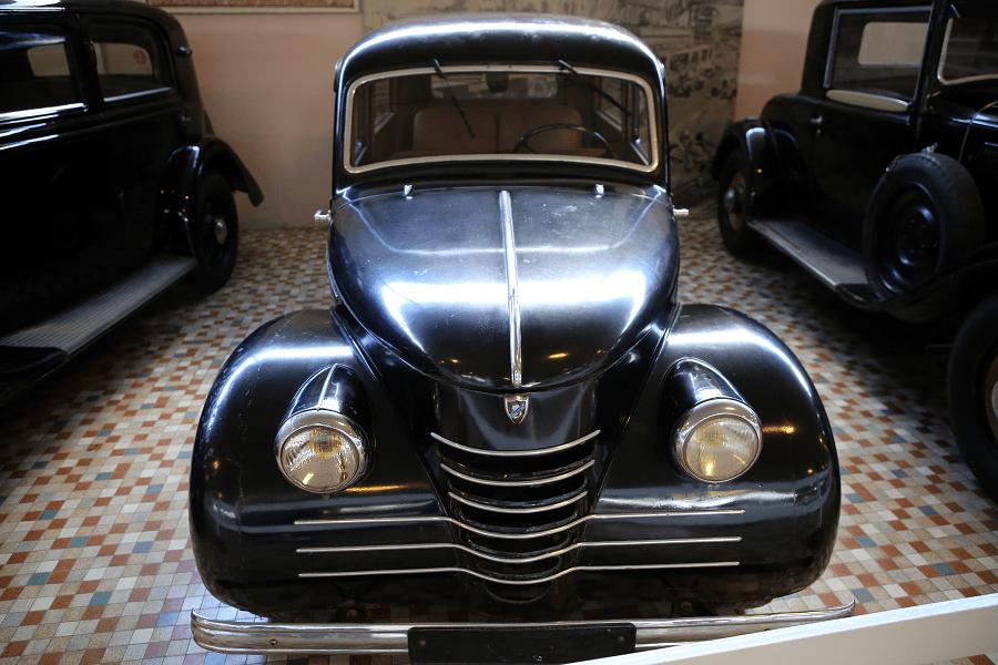 Black Rosengard Type Vivor образца 1951 года