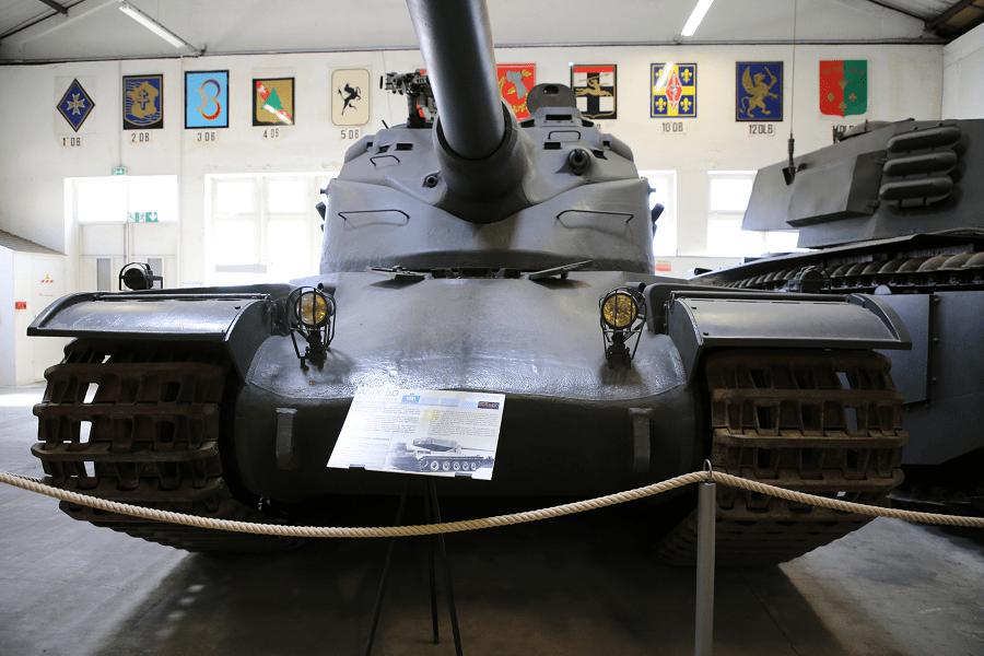 AMX 50 - французский тяжелый танк