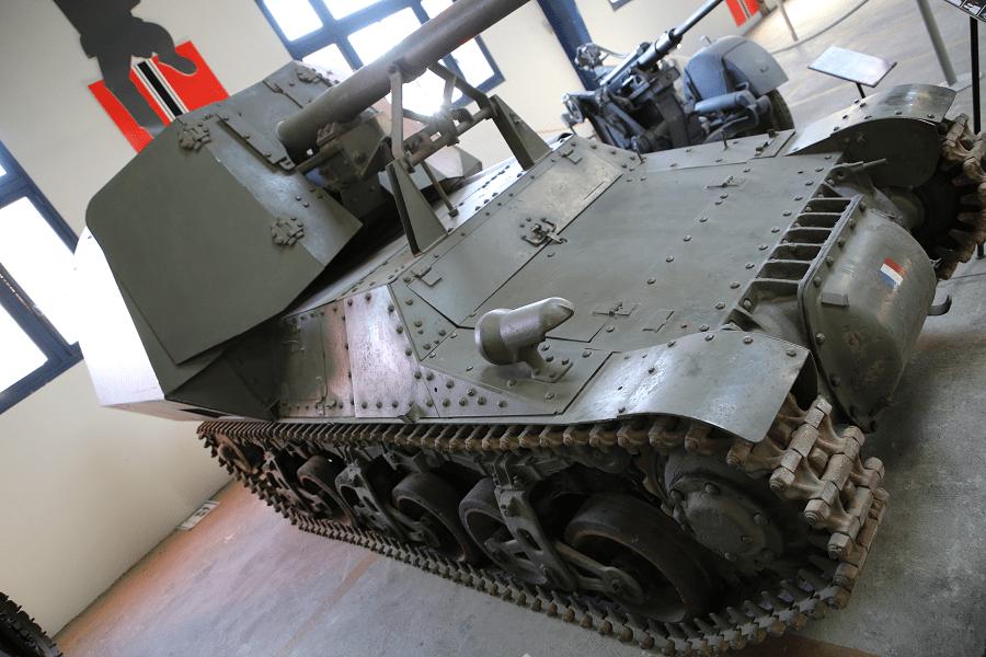 Marder I (Sd. Kfz 135) - немецкий истребитель танков Второй мировой войны