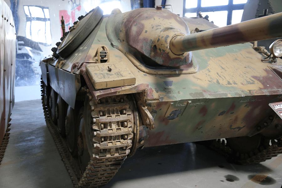 Jagdpanzer 38 (Sd.Kfz. 138/2) - немецкий легкий истребитель танков Второй мировой