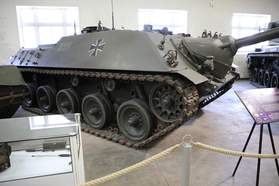Kanonenjagdpanzer - немецкий истребитель танков времен холодной войны