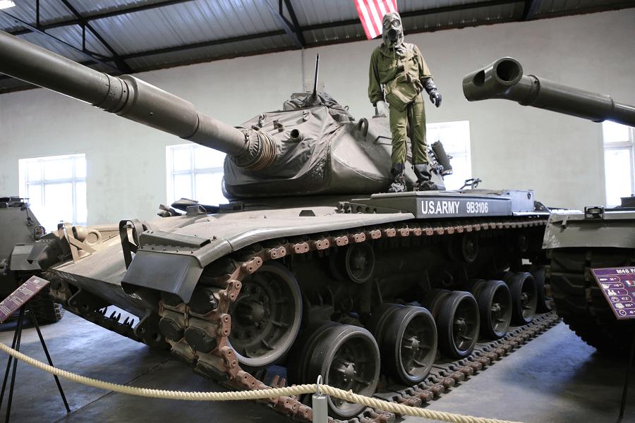M60 - один из самых успешных основных боевых танков в мире