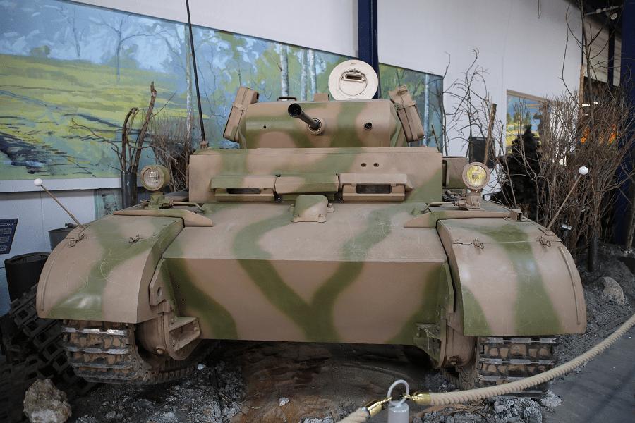 """Panzer II Ausf. L """"Рысь"""" (1942) - немецкий легкий танк Второй Мировой Войны"""