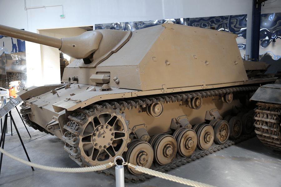 Jagdpanzer IV / 70 (A) - версия истребителя танков Panzer IV от компании Alket