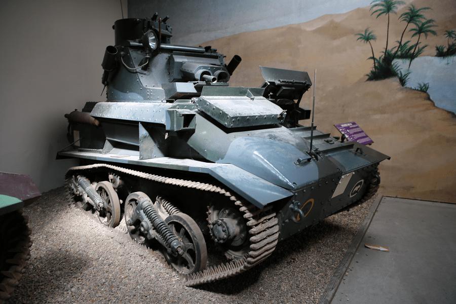 Vickers MK VI разработан в 1936 году