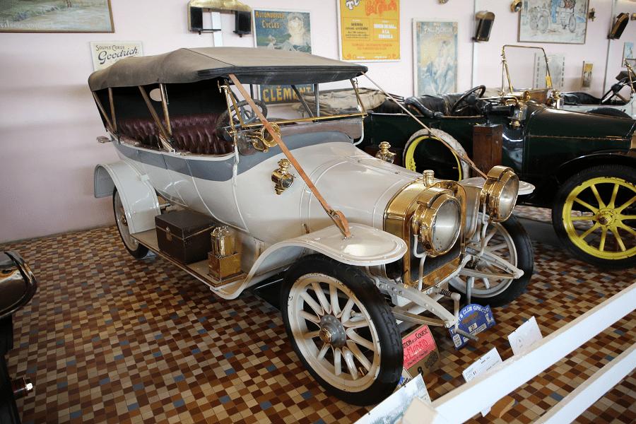 Белый Barre Type A.B. образца 1912 года характеристики