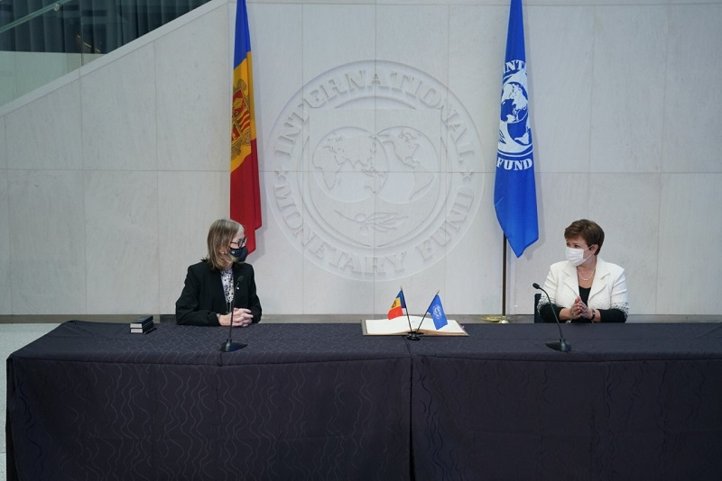 Андорра стала 190-м членом Международного валютного фонда