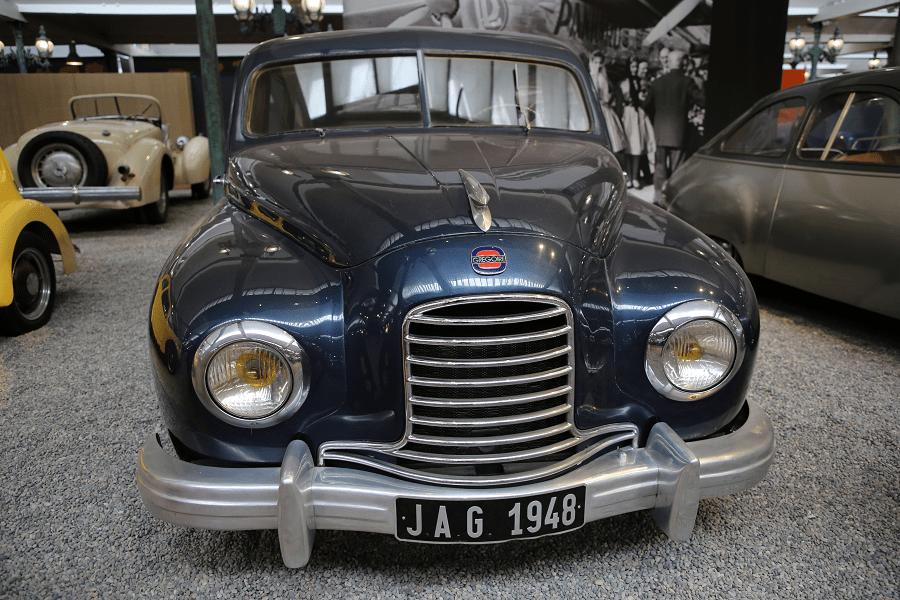 Синий Grégoire R образца 1947 года