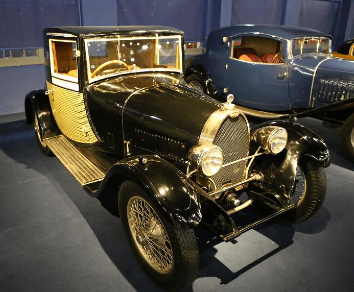 Bugatti Coupe Type 40 образца 1929 года