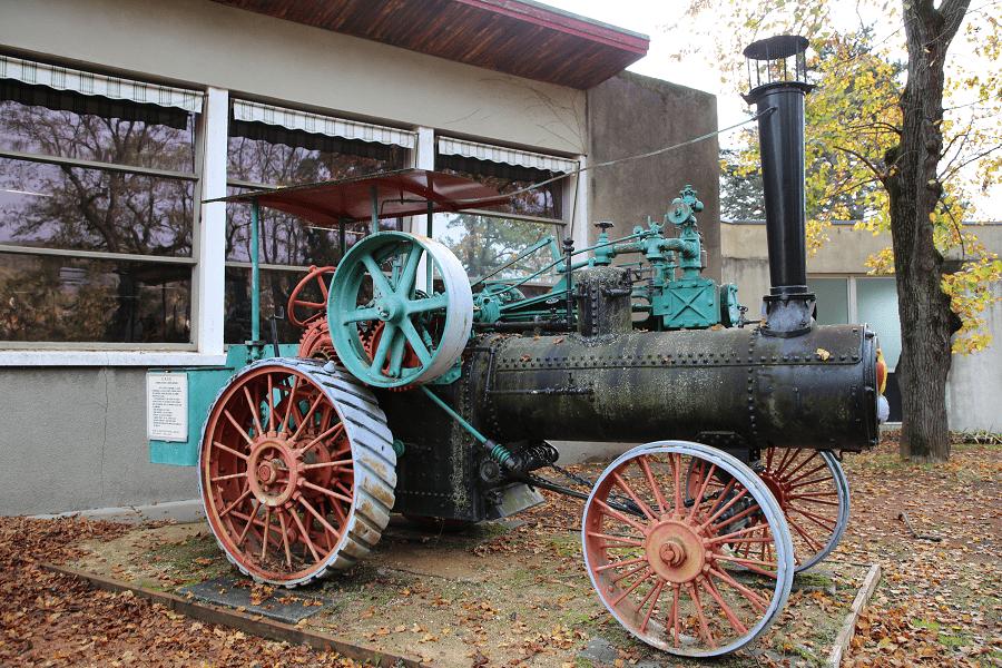 C.A.S.E. Corp тяговый двигатель образца 1899 года