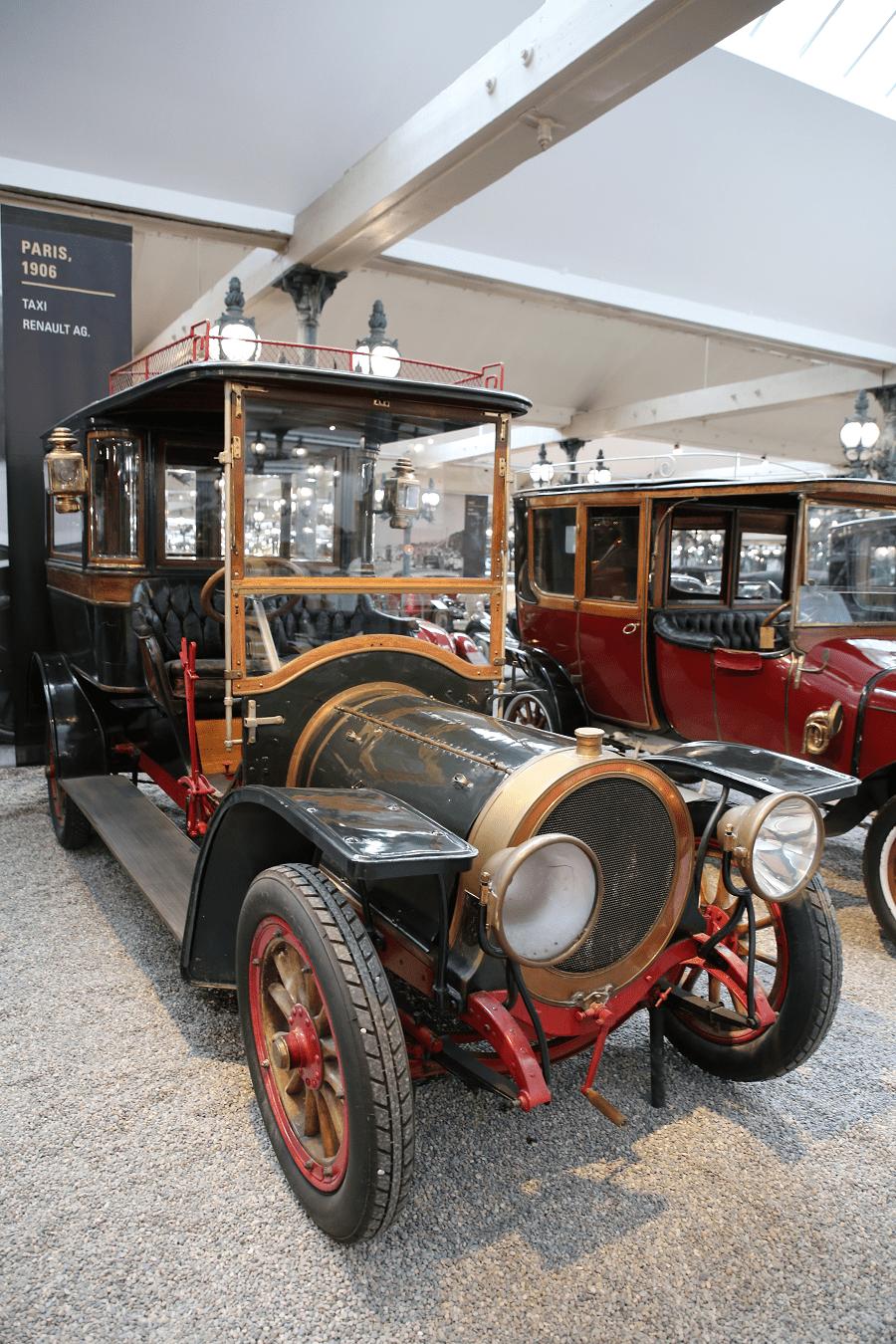Delaunay-Belleville bus Hotel Type F6 : voiture ancienne