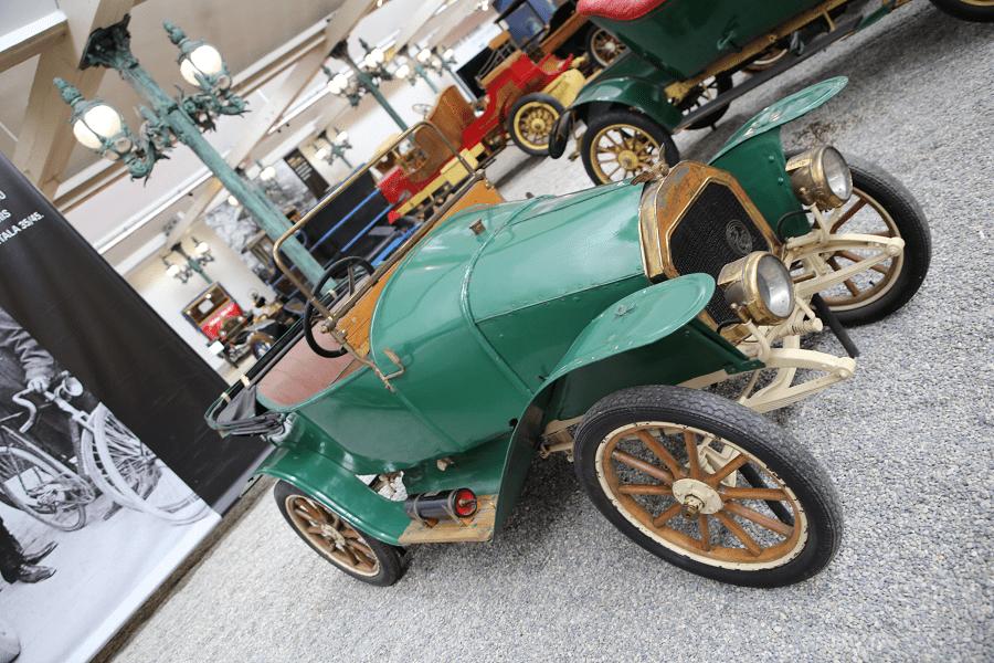 Французский Le Zèbre Torpedo Type C образца 1913 года