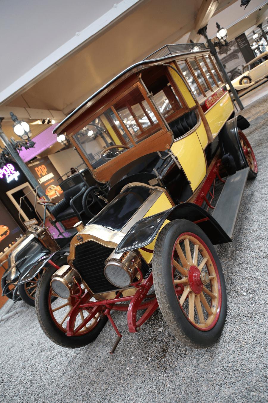 Французский автобус Lorraine-Dietrich Hotel Type EIC