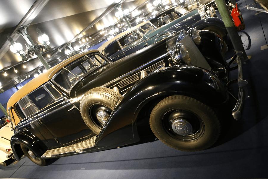 Mercedes-Benz Cabriolet 770K (или «Большой Мерседес») образца 1938 года