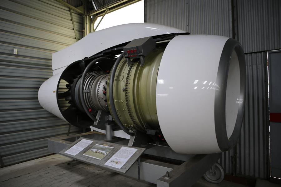PowerJet SaM146 - турбовентиляторный двигатель для Сухой Суперджет 100