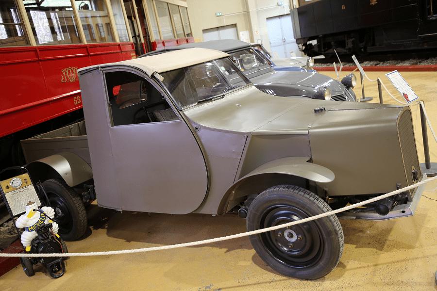 Citroën Prototype 2 CV TPV образца 1939 года