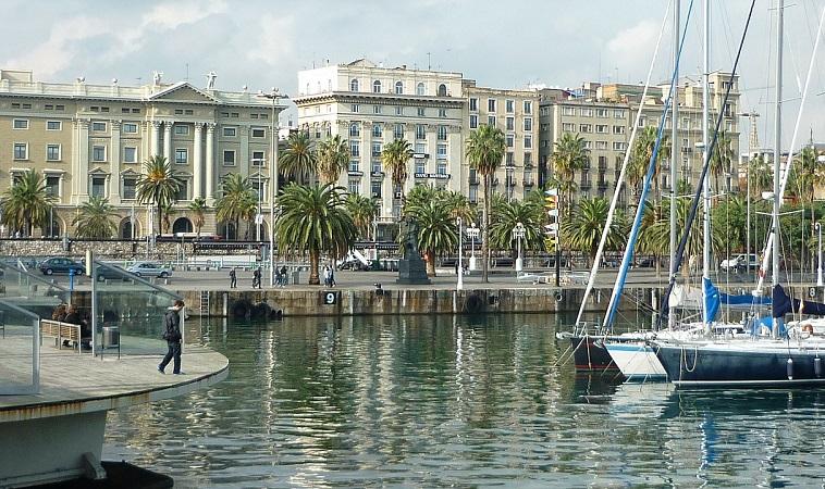 """Олимпийский порт Барселоны станет новой зоной """"голубой экономики"""""""