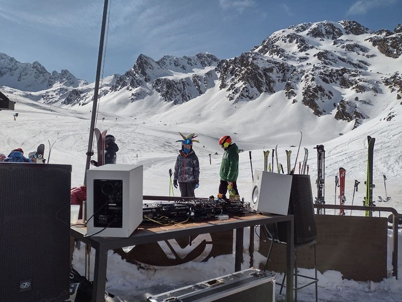 Opening the border with Spain doubles the cost of ski passes in Andorra