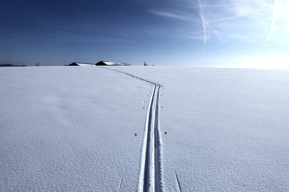 Abodi Salazar: winter resort in Navarra (cross-country skiing)