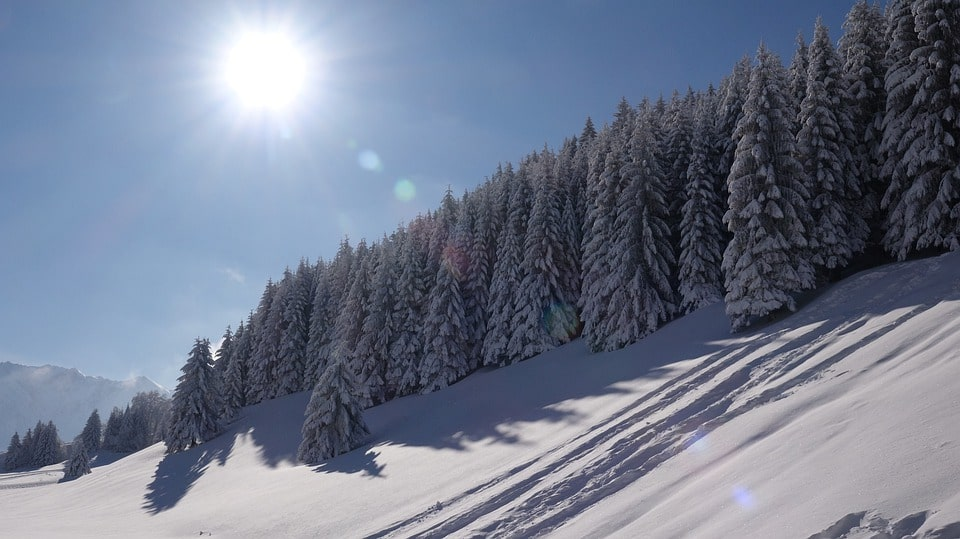 Artouste with 25 km of slopes