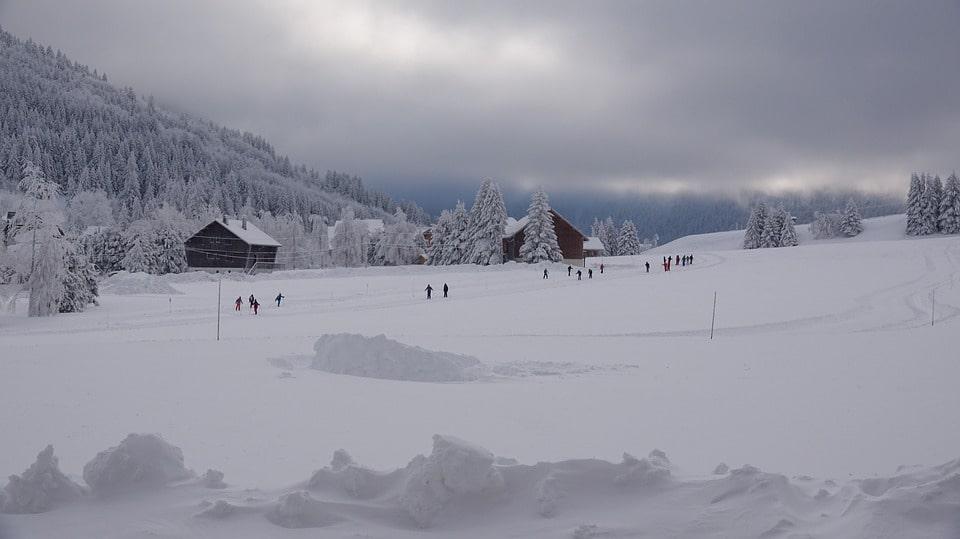 Bosc Virós: 29 km of cross-country skiing