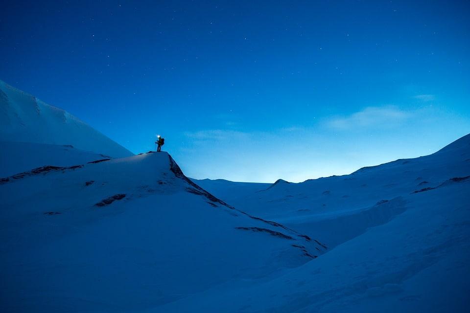 Lizara: 5 km of cross-country skiing via GR 11