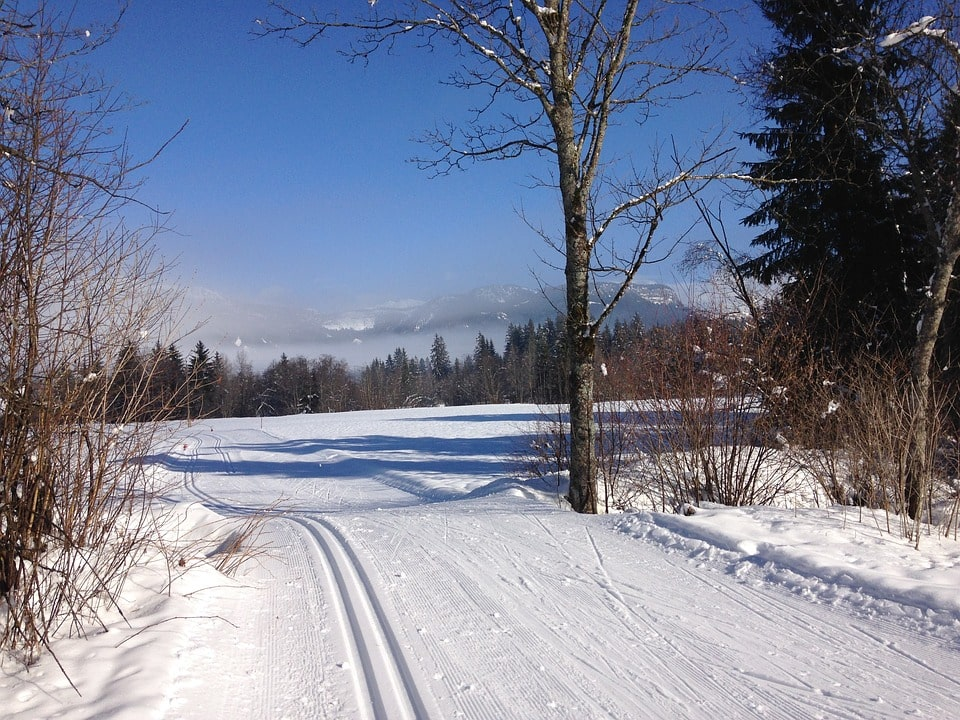 Llanos del Hospital: 30 km for cross-country skiing