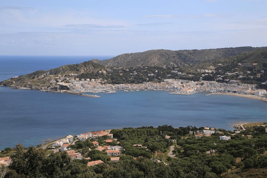 Cap de Creus — the easternmost point of the Iberian Peninsula