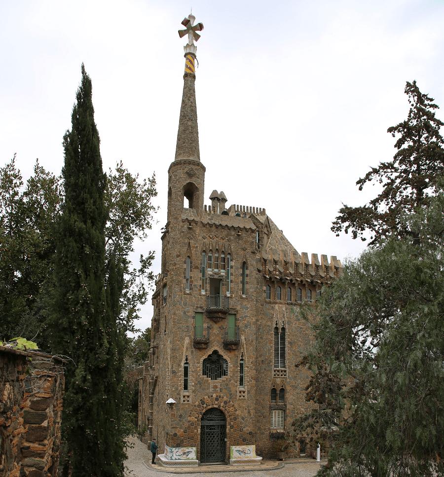 Башня Беллесгард (Антонио Гауди)
